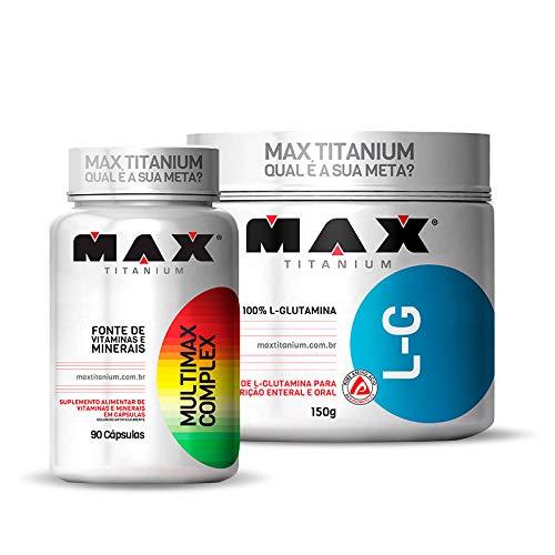 Kit Auxílio Imunidade Max Titanium