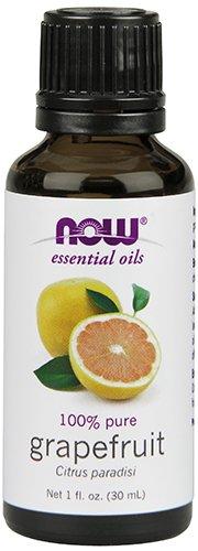 NOW Grapefruit Oil, 1-Ounce