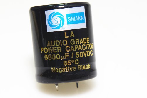 SMAKN10000uF 50V 85 Celsius Degree Audio Capacitor