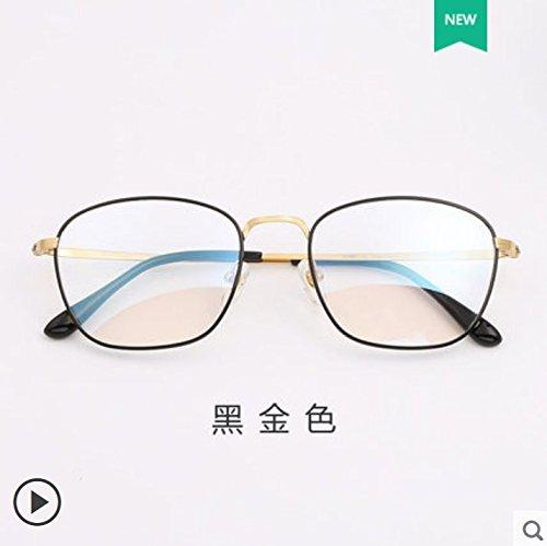 de titanio móvil gafas gafas anti espejo teléfono gafas hembra contra D el D gafas radiaciones azules luz KOMNY puro ojo azul puro plano las montura macho de Titanio retrovisor gafas anti 7qUwSRRp1