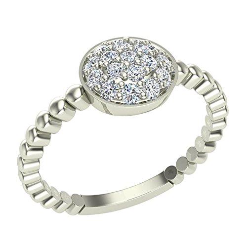 0.24 Ct Tw Diamond - 3