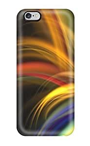 New Premium Flip Case Cover Flower Abstract Skin Case For Iphone 6 Plus