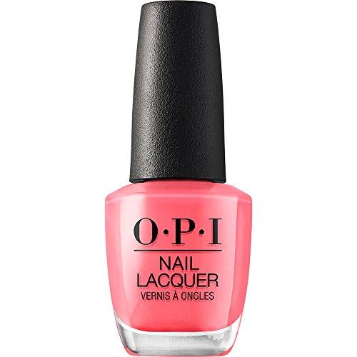 (OPI Nail Lacquer, ElePhantastic Pink)