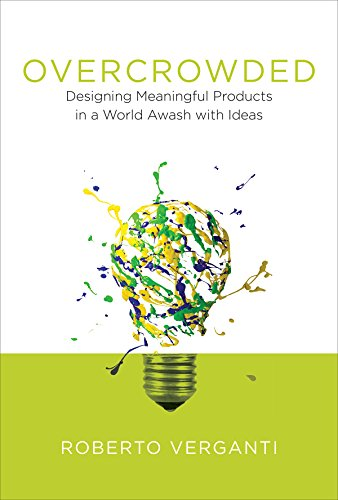 Overcrowded Designing Meaningful Products Thinking ebook product image