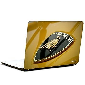 Pics And You Classy Lamborghini Logo 3m Avery Vinyl Laptop Skin