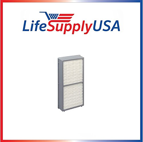 Air Purifier Filter Fits Hunter 30962 Models 30730, 30713 & 30730 - By LifeSupplyUSA - Hunter Hepa Air Purifiers