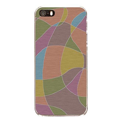 """Disagu Design Case Coque pour Apple iPhone SE Housse etui coque pochette """"Patchwork"""""""