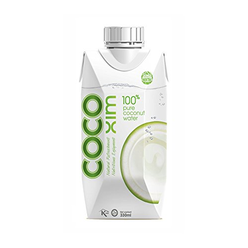 COCOXIM 100% Pure Coconut Water - 11.2 ounce (Pack of 12)