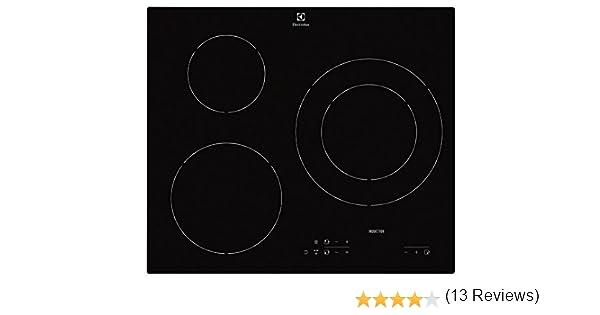 Electrolux EHH6332ISK - Placa de inducción con Booster: Amazon.es ...