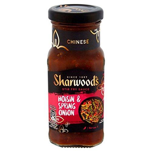 Sharwood de Hoi Sin & cebolla de primavera Stir Fry salsa de 195g