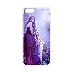 """D-PAFD Cover Shell Phone Case Night Fairy For iPhone 6 Plus (5.5"""")"""