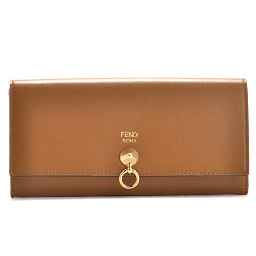 FENDI(フェンディ) 財布 レディース CONTINENTAL WALLET 二つ折り長財布 8M0251 SME F0NYJ [並行輸入品] B07BS3PTJD