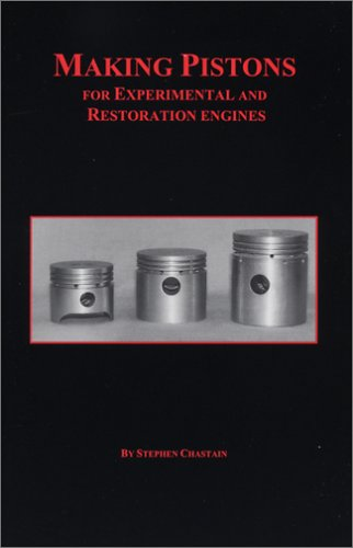 Making Pistons for Experimental and Restoration Engines
