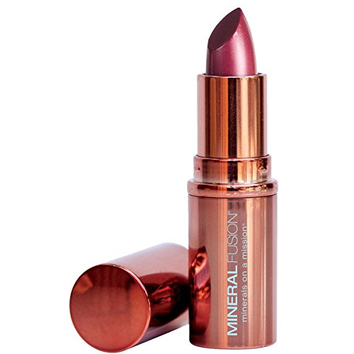 Mineral Fusion Lipstick, Gem, .14 Ounce
