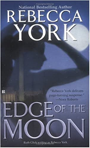 Edge of the Moon (The Moon Series, Book 2): York, Rebecca: 9780425191255:  Amazon.com: Books