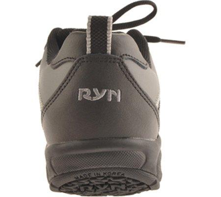 Ryn Heren X-run Zwarte Atletische Schoen Zwart / Grijs Suède