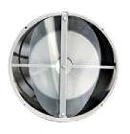 L/üfter mit R/&uu 115 m3//h EN 100 Hygro Wei/ß Matt Echtes Glasfront Ventilator 00900200 8W AllCATA Hygrostat Badl/üfter V2 Generation Timer Glasfront Nachlauf Kugellage Feuchtigkeit Sensor LED Display leise 31dB
