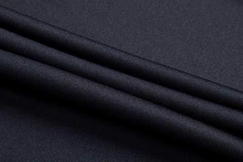 jeansian Uomo Sportiva Maniche Corte Maglietta Magliette Tee Shirt Tshirt T-Shirt Tops Dry Fit Tennis Golf Running… 4 spesavip
