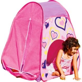 Chad Valley Pink Play Tent  sc 1 st  Amazon UK & Chad Valley Pink Play Tent: Amazon.co.uk: Toys u0026 Games