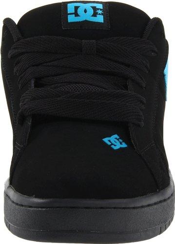Dc Heren Hof Graffik Skate Schoen Turquoise / Zwart
