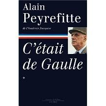 C'ÉTAIT DE GAULLE T01 (COÉD.DE FALLOIS)  BROCHÉ