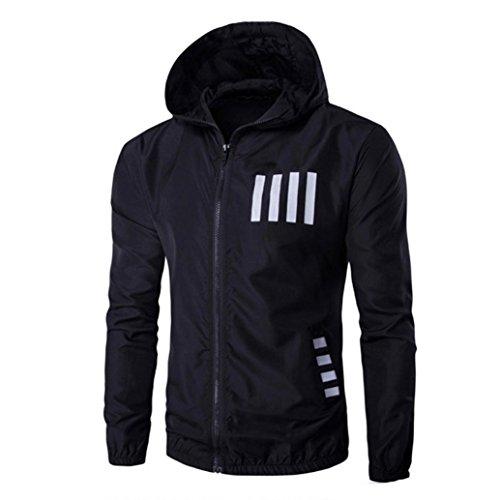 Jacket Canserin Hooded Printing Sweatshirt