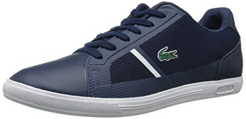 Lacoste Mens Strideur 116 1 Fashion Sneaker Navy