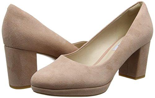 dusty Tacco Pink Hope Clarks Donna Rosa Con Kelda Scarpe 4CwxqvP0