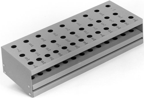 1/2 to 1'' Drill Bit Block by Huot