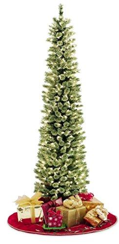 Amazon Com Pencil Slim Christmas Tree 7ft Soft Feel Touch