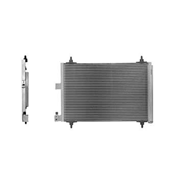 Van Wezel 9005173 condensador del sistema de climatización