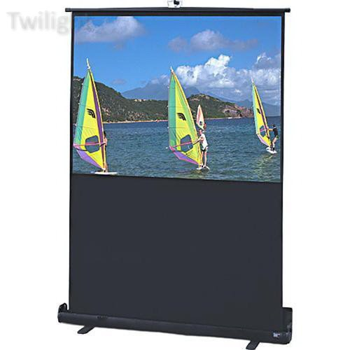 """Draper 230135 Traveller Portable Front Projection Screen (25x40"""")"""