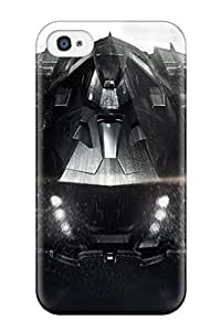 Brooke C. Hayes's Shop Hot Design Premium Tpu Case Cover Iphone 4/4s Protection Case(batmobile)
