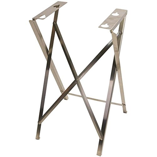 Solaire Stainless Steel Folding Stand For Ev17a, Ir17b And Ir17m Portable Infrared Grills - Sol-pst17a by Solaire