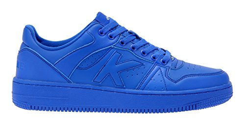 Adulte 3 Blue Coloris Bleu Assortis Basses Baskets Mixte Kelme Retro xqT44I