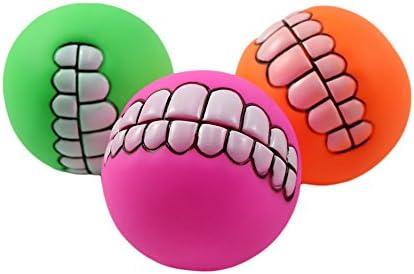 t-meka juguete de mascar sonoro, diseño de dientes para Animal ...