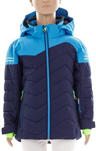 CMP Kinder Fix Hoodie Jacke Skijacke Wintersport Jacke NEU
