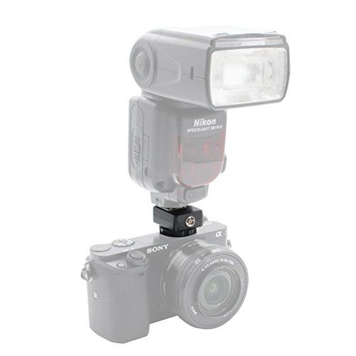 Foto&Tech Flash Hot Shoe Adapter Convert Sony Camera a7III, a9, a99 II/a7R II/a7 II/a7/a7R/a7S II/a7S/a6500/a6300/a6000 to Nikon Speedlite - Ttl Converter Nikon