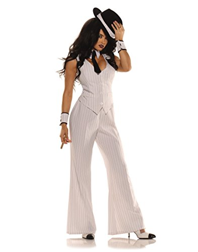 Women (Mobster Couples Costumes)