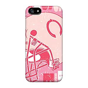 Busttermobile168 Snap On Hard Cases Covers Cleveland Browns Protector For Iphone 5/5s Black Friday