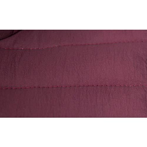 Lunga Violett Manica Piumini Autunno Ultralight Marca Fashion Invernali Incappucciato Slim Colore Trapuntata Eleganti Piumino Fit Di Outerwear Mode Casual Donna Giacca Puro Packable UwBqI6X