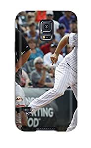 Rowena Aguinaldo Keller's Shop New Style 8373431K444082609 san francisco giants MLB Sports & Colleges best Samsung Galaxy S5 cases
