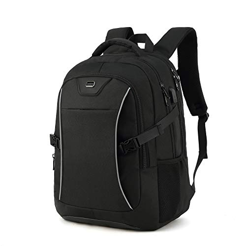 Insavant Travel Laptop Backpack With Drop Protection