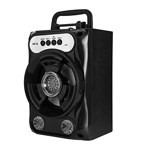 ABS Multifunctionele Lossless Speaker Stereo Gemakkelijk mee te nemen met telefoonbeugel