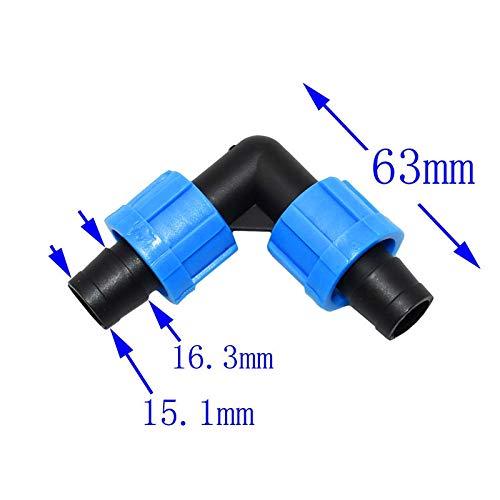 Samoda 16mm Drip Irrigation - Irrigation Drip Tape 5/8