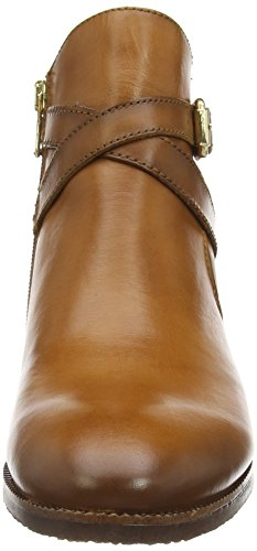 Pikolinos Royal W4D - Botas blandas para mujer Marrón (brandy)