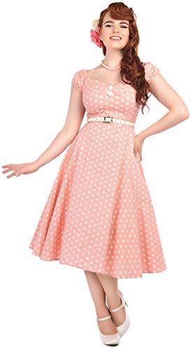 Collectif - Vestido - para mujer Rosa