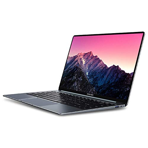 CHUWI LapBook Pro 14.1 inch Windows Laptop, Fanless 1080P Display Laptop Computer with Intel N4100 8G / 256G SSD, Support Linux, 4K, BT 4.0, Dual WiFi