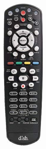 Dish Network 40.0 Remote Control for Hopper/joey Receivers by Dish Network [並行輸入品] (Dish Tv Hopper)