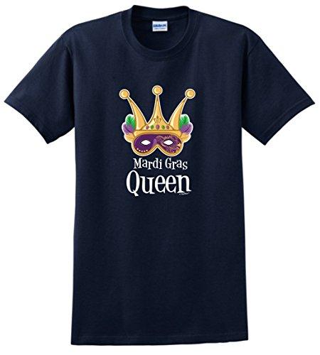 Mardis Queen Cajun Pride T Shirt